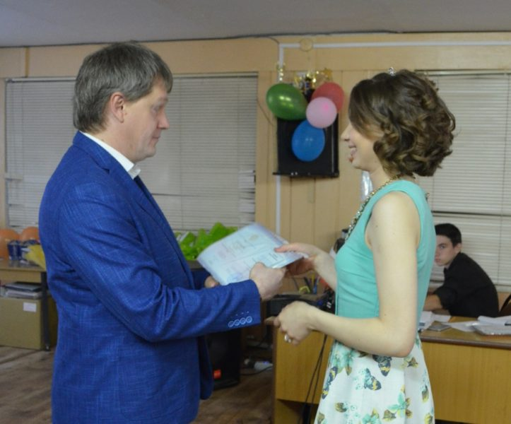 Торжественное вручение дипломов СП 2 «Колледжа «Коломна»