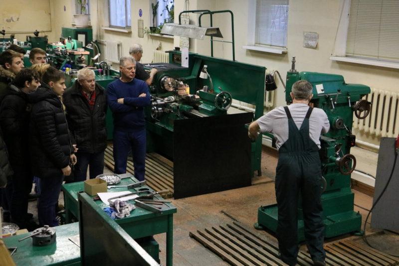 «Технология металлообрабатывающего производства»