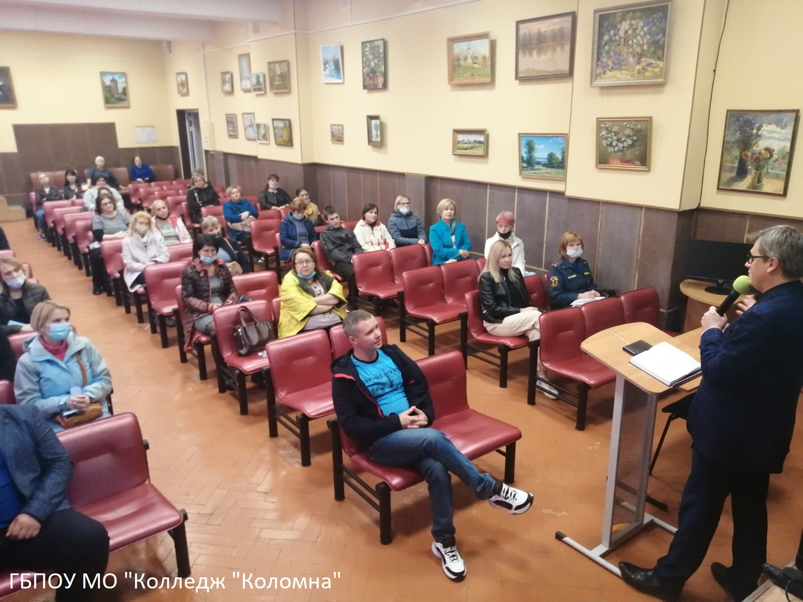 Родительские собрания на первом курсе